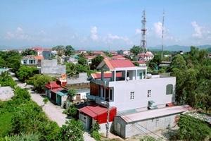 Nỗ lực xây dựng Thị trấn Me phát triển nhanh, bền vững