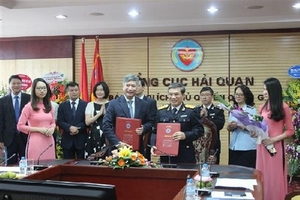 Tổng cục Hải quan ký kết thỏa thuận hợp tác thu NSNN với các Ngân hàng