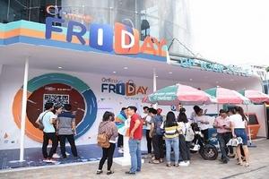 Online Friday: Thoải mái mua sắm trực tuyến