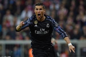 Ronaldo lập cú đúp, Real ngược dòng hạ Bayern tại Allianz Arena