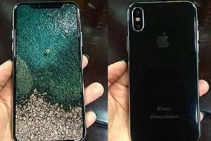 Ảnh thật của iPhone 8 với camera kép rò rỉ
