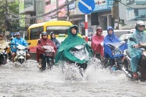 Dự báo thời tiết ngày 7/9: Bắc Bộ mưa dông diện rộng, nhiệt độ giảm