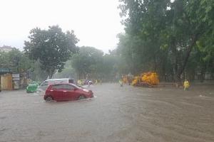 Dự báo thời tiết ngày 11/9: Bắc Bộ mưa dông, Trung Bộ nắng nóng