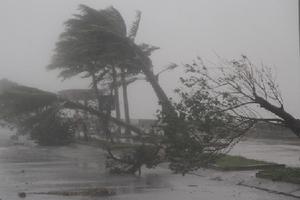 Cập nhật Bão số 10: Trưa nay bão số 10 giật cấp 15 sẽ đổ bộ vào Nghệ An - Quảng Trị, miền Trung đang có mưa lớn, gió mạnh