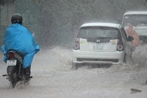 Dự báo thời tiết ngày 17/9: Mưa dông bao phủ khắp cả nước