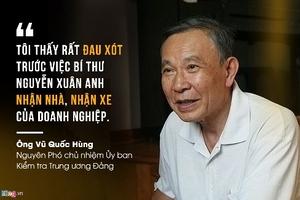 Ông Nguyễn Xuân Anh sẽ bị xử lý kỷ luật như thế nào?