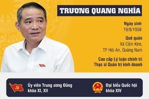 Chân dung tân Bí thư Đà Nẵng Trương Quang Nghĩa