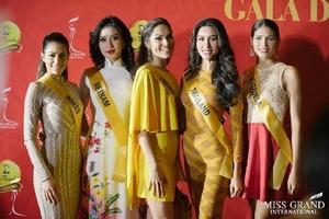 Vì sao Huyền My trượt top 5 Hoa hậu Hòa bình Thế giới 2017?