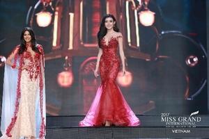 Huyền My và hành trình từ Á hậu Việt Nam đến Top 10 Miss Grand International 2017