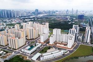 Vì sao dự án New City Thủ Thiêm khó chuyển sang nhà ở thương mại?