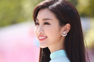 Đỗ Mỹ Linh lọt top 64 Hoa hậu của các Hoa hậu 2017