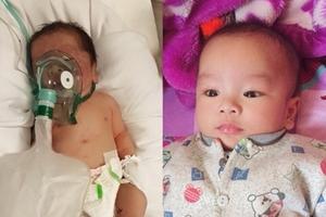 Hành trình cứu con ngay trong bụng mẹ của đôi vợ chồng Hà Nội