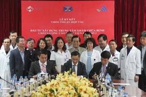 Xây dựng Trung tâm khám chữa bệnh chất lượng cao tại Bệnh viện K