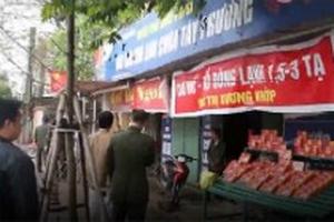 Việc bán thịt hổ, cao hổ công khai tại Hà Nội là hoàn toàn sai sự thật