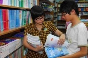 Giá sách giáo khoa năm học 2011-2012 tăng 16,9%