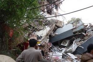 Hà Nội cải tạo lại chung cư sau vụ sập nhà 5 tầng