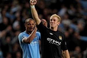 Man City chính thức giành vé dự Champions League