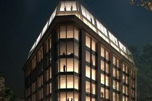 Sentinel Place là dự án phát triển văn phòng tốt nhất