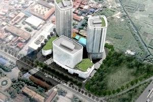Chính thức chào thuê 18.000m2 Indochina Plaza