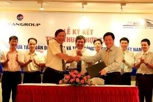 Ocean Group, VNR hợp tác bất động sản, tài chính