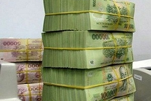 Bội chi ngân sách sáu tháng đầu năm ở mức thấp
