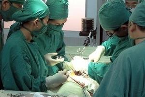 Việt nam là trung tâm điều trị u nang ống mật hàng đầu