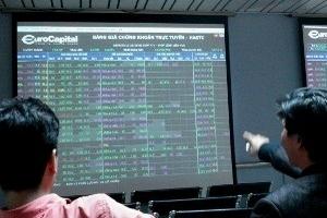 VN-Index lên 431 điểm vì cổ phiếu đồng loạt tăng