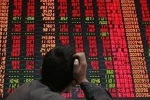 Chỉ số ở châu Á giảm mạnh theo chứng khoán Mỹ
