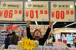 Trung Quốc khó đạt mục tiêu lạm phát