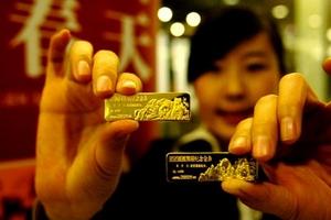 Trung Quốc cho giao dịch vàng quốc tế bằng nhân dân tệ