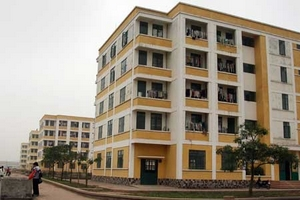 Giảm diện tích căn hộ, mở rộng diện người mua nhà thu nhập thấp
