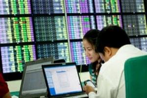 Cổ phiếu bất động sản, chứng khoán ồ ạt tăng điểm