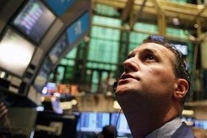 Nhà đầu tư sợ hãi, Phố Wall trượt sâu