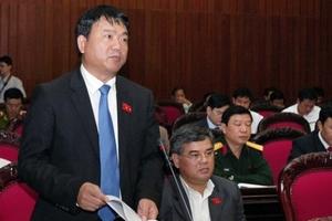 Sáng nay, Bộ trưởng Đinh La Thăng đăng đàn đầu tiên
