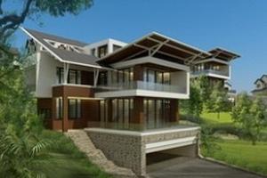 Công bố giá bán biệt thự Full House 1,5 tỷ đồng/căn
