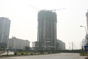 Hà Nội ngừng cấp phép công trình cao tầng nội đô