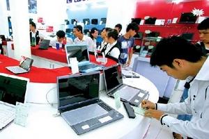 Hàng điện tử, điện máy biến động vì lũ ở Thái Lan