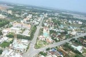 Khung giá đất đô thị năm 2012 tại Quảng Nam sẽ tăng 18,7%
