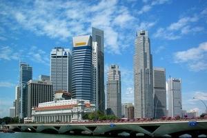 Thị trường nhà đất Singapore đối mặt với khó khăn