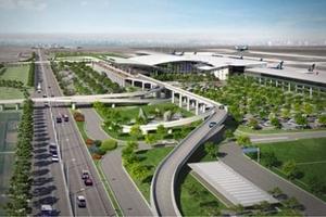 Chính thức khởi công nhà ga T2 sân bay Nội Bài