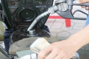 Gian nan đối phó gian lận xăng dầu
