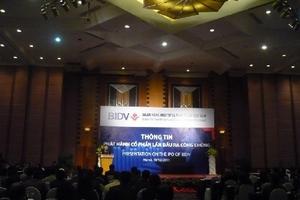 'Hãy đầu tư vào cổ phiếu BIDV cho định hướng lâu dài'