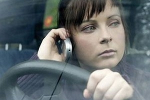 Mỹ sẽ cấm sử dụng thiết bị di động khi lái xe