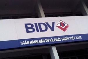 83,6% cổ phần đấu giá của BIDV đã được đăng ký