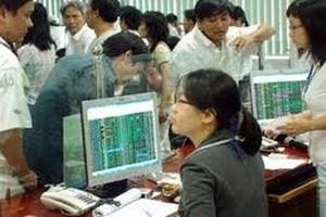 """Cổ phiếu """"đại gia"""" ngày càng mất giá"""