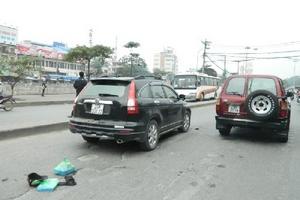 Va chạm giao thông nghiêm trọng, 2 người nguy kịch