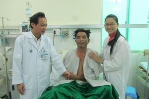 Cứu sống một bệnh nhân đã chết lâm sàn