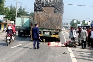 95 người chết vì tai nạn giao thông chỉ trong 4 ngày