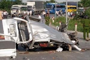Khắc phục nguy cơ xảy ra tai nạn, ùn tắc giao thông