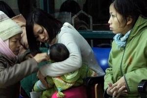 Người già, trẻ em nhập viện nhiều vì rét đậm